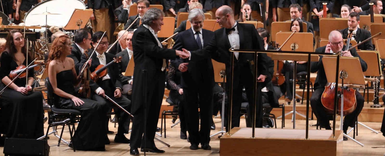 Concierto de la ORCAM en el Auditorio Nacional.KIKE PARA.